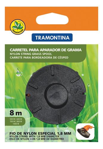 Carretel Para Aparador De Grama C/ 1 Fio Nylon Tramontina