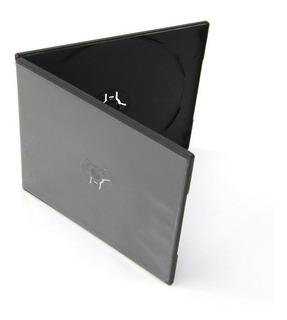Cajas Cd Dvd Plasticas Dobles Con Folio Pack 30 U