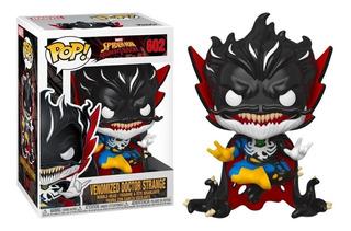 Funko Pop Venom Dr Strange- Punisher Black Widow Groot