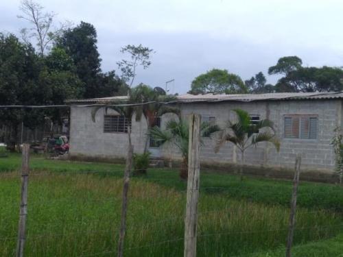 Chácara Com Lago Em Itanhaém - 7283