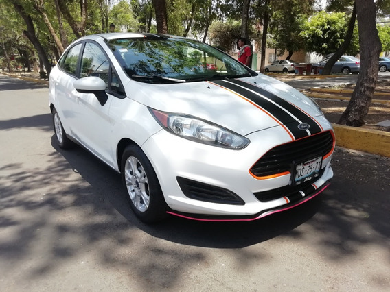 Fiesta S 2015 Estandar Factura Original Unico Dueño