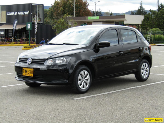 Volkswagen Gol Power Mt 1600cc Aa