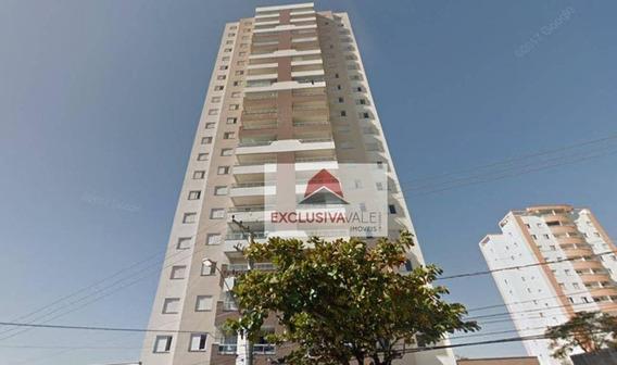 Apartamento Com 3 Dormitórios À Venda, 88 M² Por R$ 400.000 - Jardim Satélite - São José Dos Campos/sp - Ap2486