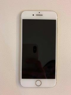 iPhone 7 Dorado 128gb Usado