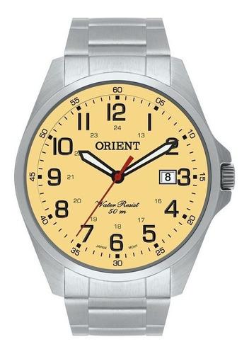 Relógio Orient Masculino Ref: Mbss1171 C2sx