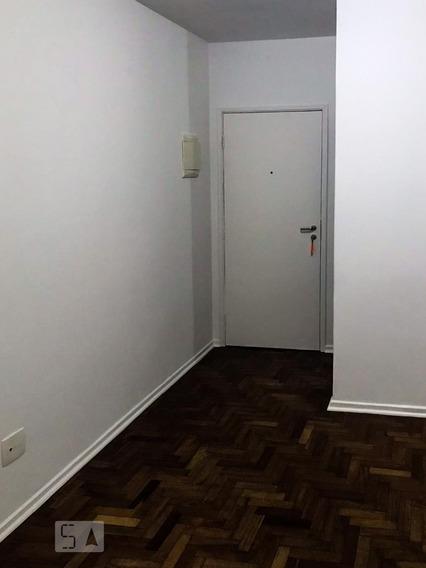 Apartamento Para Aluguel - Bela Vista, 1 Quarto, 40 - 893074024
