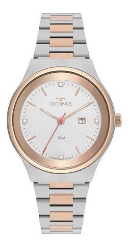 Relógio Technos Elegance Boutique Mesclado - 2015ccb/5k