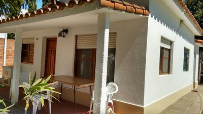 Casa 3 Amb Jardin 2 Dormitorios Lavadero Apto Credito Fondo