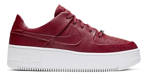 Zapatillas Nike Mujer Air Force 1 Sage Low 7625