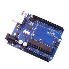 Microcontrolador Arduino Uno R3 Atmega328p 16u2 Sem Cabo