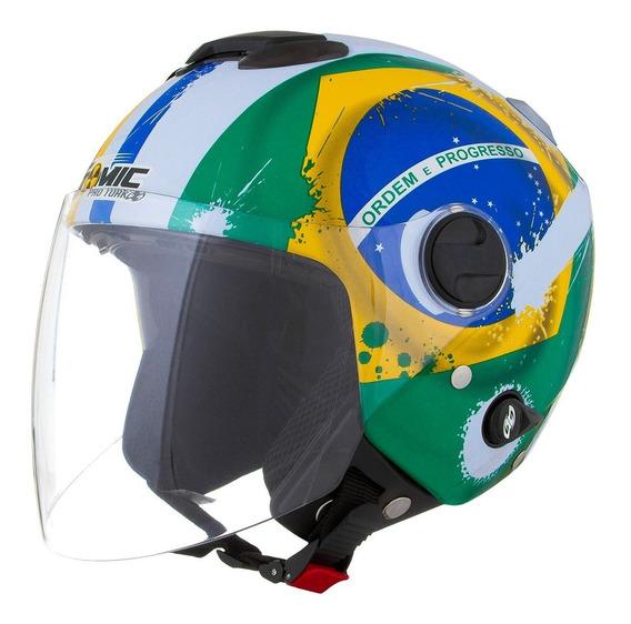 Capacete Pro Tork New Atomic Brasil / Estados Unidos