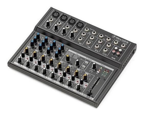 Mesa De Som Mackie Mix12 Fx