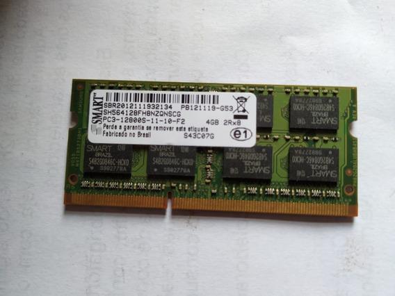 Memória Ddr3 4g Para Notebook Pc3-12800
