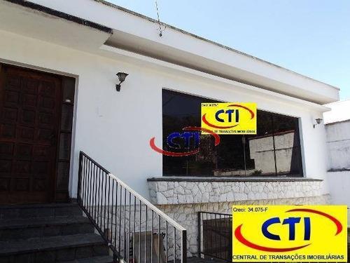 Casa  Comercial À Venda, Jardim Do Mar, São Bernardo Do Campo. - Ca0032