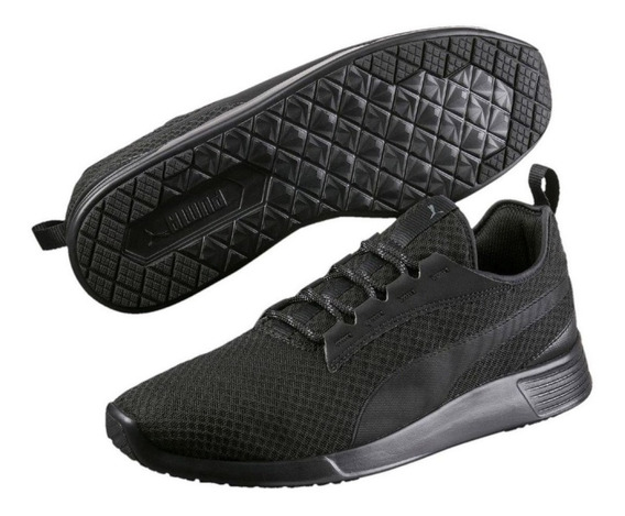 Tenis Puma St Trainer Evo V2 Color Negro Envío Full