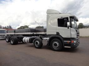 Scania P 310 6x2 4 Eixo Ano 2015/15 De Santi Caminhões