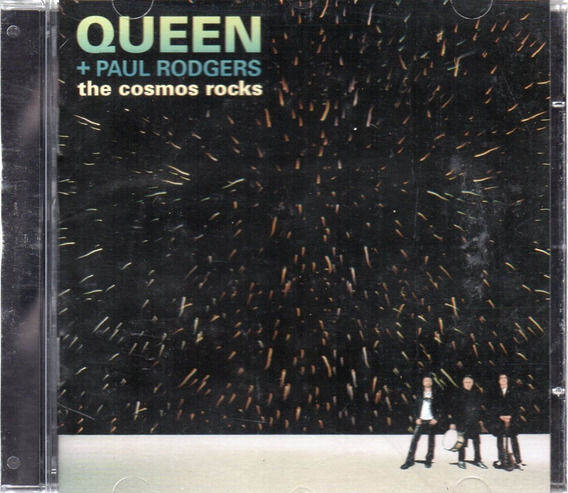 Cd Queen + Paul Rogers The Cosmos Rocks Original