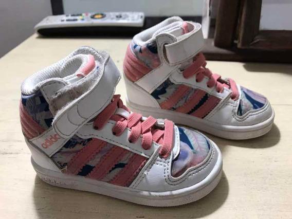Zapatillas Botitas Niña adidas N20