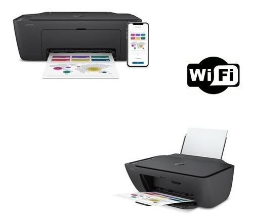 Impressora Multifuncional Hp Deskjet Advantage 2774 Colorida
