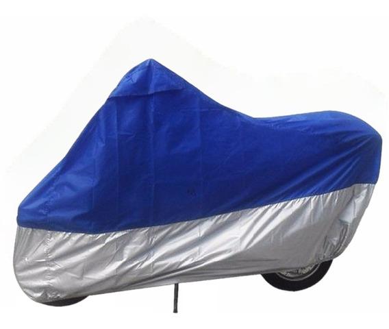 Capa Protetora Moto Sol Chuva Proteção Térmica Impermeável