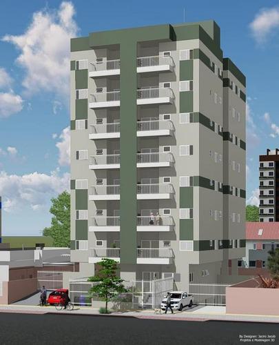 Imagem 1 de 3 de Apartamento Para Venda Em São José Dos Campos, Jardim Paraíso, 2 Dormitórios, 1 Suíte, 2 Banheiros, 1 Vaga - 1969_1-1968032