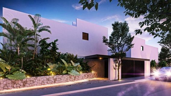 Preventa Town Houses Themozon 20 Detrás De La Universidad Marista , Oportunidad