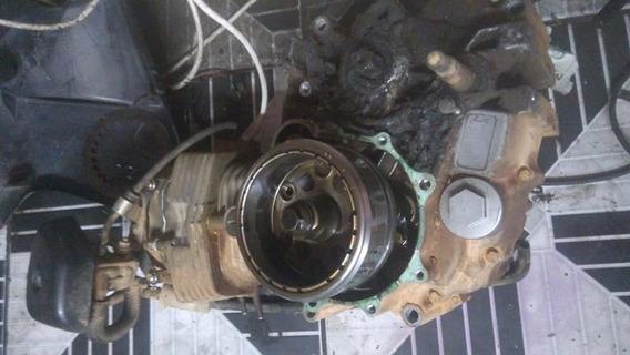 Motor De Fan 125cc 08 Motor De Leilão Com Procedência