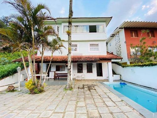 Imagem 1 de 18 de Casa À Venda, 191 M² Por R$ 910.000,00 - Comary - Teresópolis/rj - Ca0546