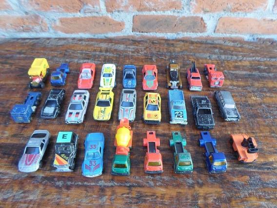 Antigos Carrinhos Em Miniatura Anos 90 Retro ,