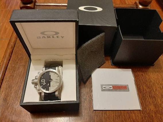 Relógio Oakley Gearbox Completo!!