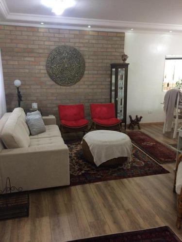 Imagem 1 de 8 de Sobrado Com 03 Dormitórios E 130 M² A Venda No Tremembé, São Paulo   Sp. - Sb543310v