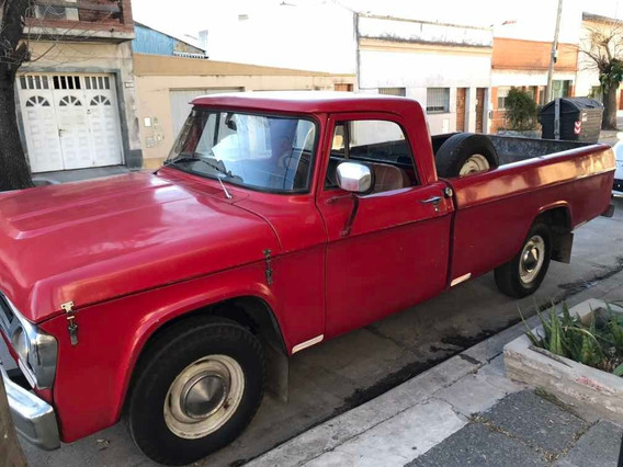 Dodge Dp200 Pick Up