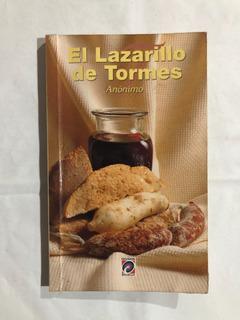 Libro El El Lazarillo De Tormes/ Anónimo