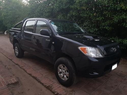 Toyota Hilux 3.0 Sr 4x4 2008