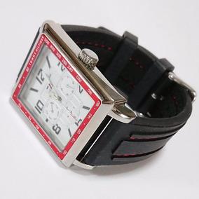 Relógio Original Tommy Hilfinger Pulseira Borracha Original