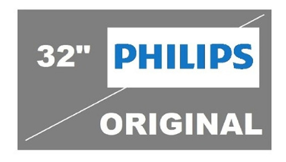 Philips - Película Polarizadora Lcd Led Tv 32 Zero Grau
