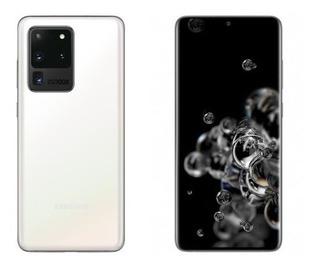 Funda De Silicona Original Samsung Para Galaxy S20 Ultra