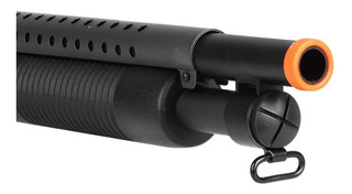 Escopeta Pump Airsoft Spring Shotgun M58b