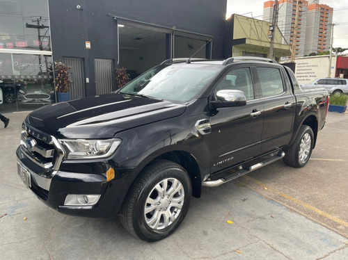 Ford Ranger 3.2 L Cabine Dupla 4x4 Limited Automático