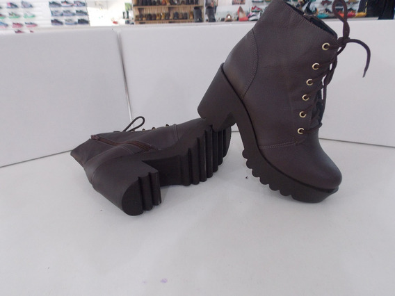 Bota Cano Curto Open Boot