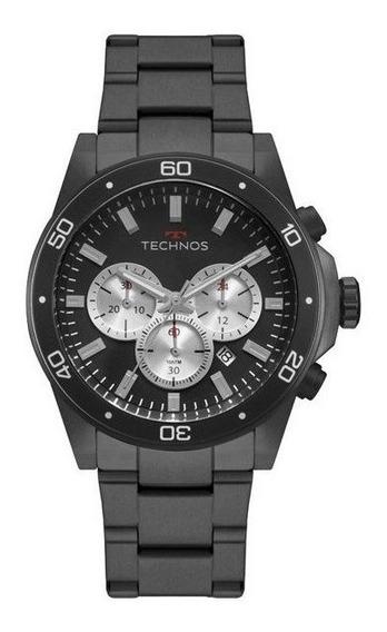 Relógio Technos Masculino Skymaster Preto Js25ca/4p