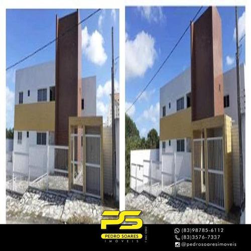 (oportunidade)  Apartamento Com 2 Dormitórios À Venda, 50 M² Por R$ 118.000 - Ap4208
