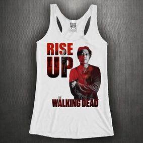 Walking Dead Glenn Tank Top Twd Rott Wear
