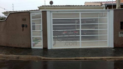 Casa Residencial À Venda, Residencial Terras Do Barão, Campinas. - Ca2415