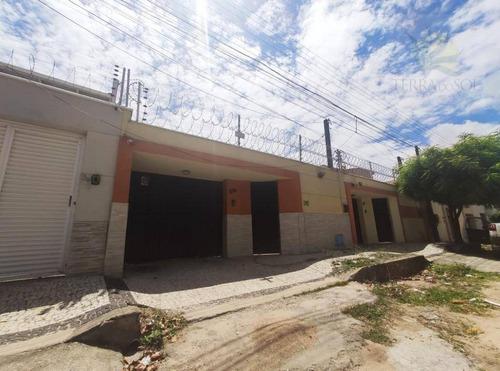 Imagem 1 de 18 de Casa Com 3 Dormitórios À Venda, 130 M² Por R$ 370.000,00 - Edson Queiroz - Fortaleza/ce - Ca1014