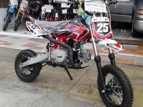 Moto Cross 110cc Nueva Tenemos Tienda En La Marina Plibre