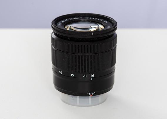 Lente Fujifilm 16-50 Mm