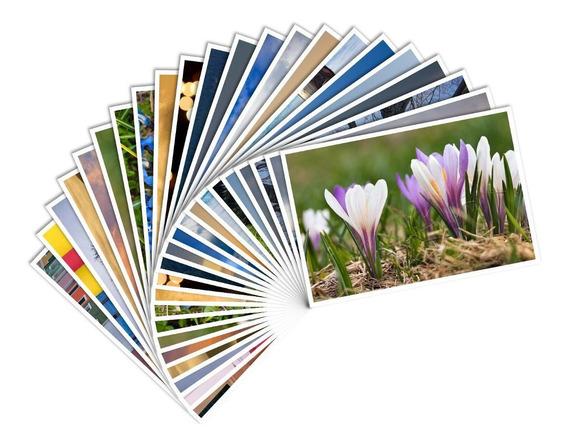 Revelação De 80 Fotos Digitais 15x21 Fosco/brilho Fujifilm