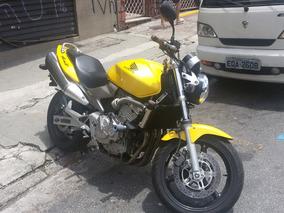 Hornet 600cc Amarela