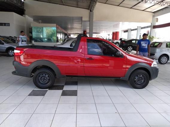 Fiat Strada 1.4 Hard Working Ce Flex 2p